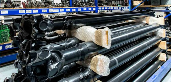MAN propshaft suppliers